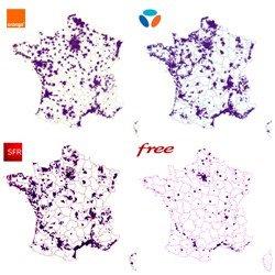 Près de 22 000 sites 4G  au 1er mai 2016 couvre la France