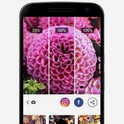 Prisma sur Android sort de sa phase bêta
