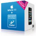 Prixtel annonce la disponibilité de l'iPhone à 49 euros