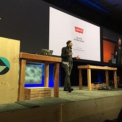 Projet Jacquard, la veste connectée de Google et Levi's