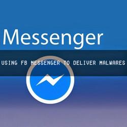Alerte au malware sur Facebook Messenger