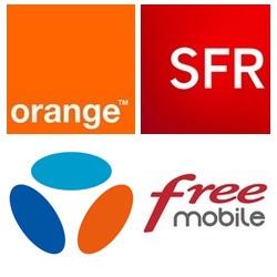 Qualité de service mobile : Orange est toujours en tête et Free s'améliore
