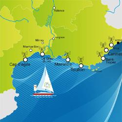 Bouygues Telecom est le meilleur réseau en méditerranée
