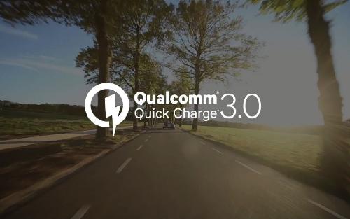 Qualcomm peut recharger 4 fois plus rapidement  une batterie d'un smartphone