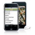 Qype Radar, une nouvelle application sur iPhone qui vous localise et qui vous informe