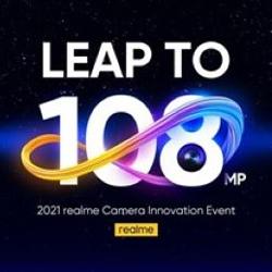 Realme dévoile son premier appareil photo de 108 mégapixels