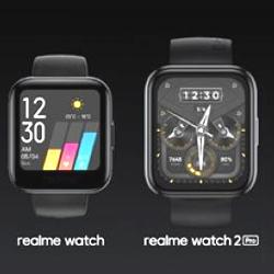Realme lance la realme Watch 2 et sa version Pro