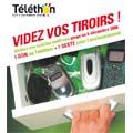 Recyclez vos portables usagés au profit du Téléthon