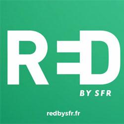 RED by SFR, des offres mobile avec 5Go de data pour 10€ et 15Go de data plus 5Go en Europe à 15€