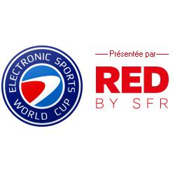 RED by SFR partenaire de la Coupe du Monde des Jeux Video