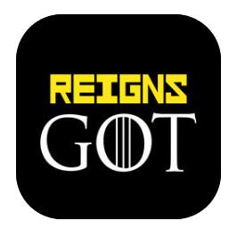 Reigns : Game of Thrones  est disponible sur l'App Store et Google Play