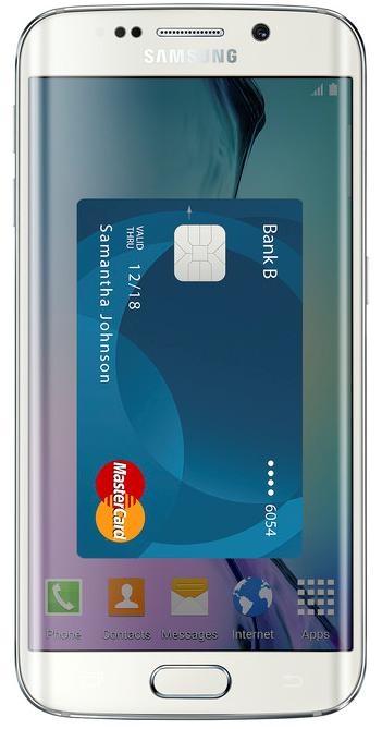 MasterCard et Samsung lancent Samsung Pay en Europe
