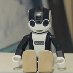 Sharp présente RoBoHon, le premier robot-phone