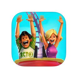 Rollercoaster Tycoon 3 est sorti sur iOS
