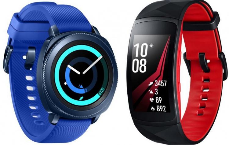 Gear Fit2 Pro et Gear Sport: les nouvelles montres connectées de Samsung