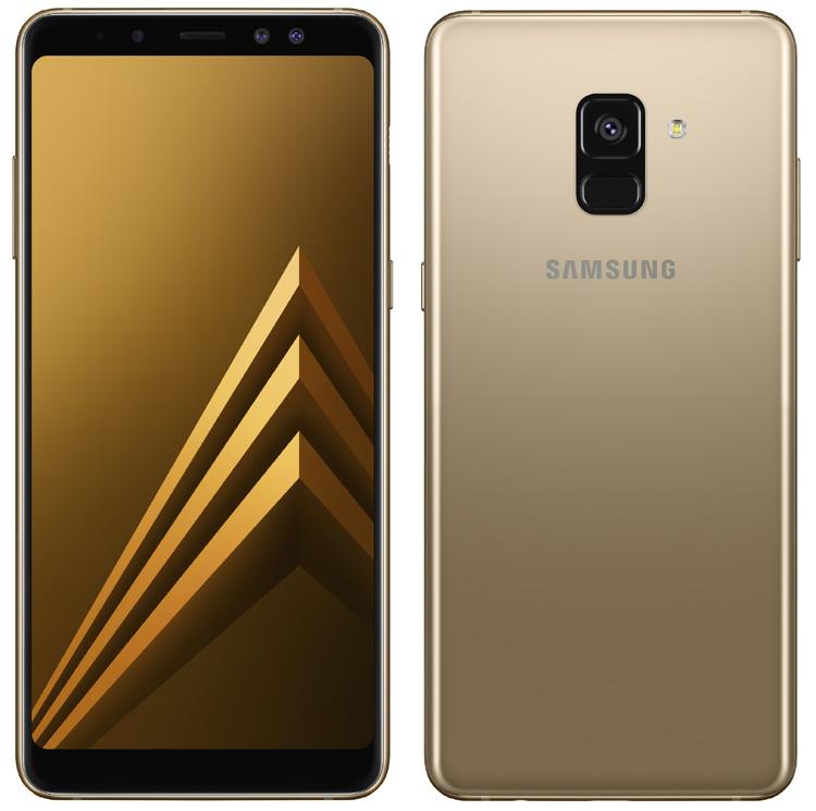Les Samsung Galaxy A8 et A8+ seront en vente le 19 janvier 2018
