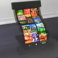 Samsung, pionnier pour les écrans pliables