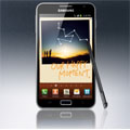 Samsung Galaxy Note : un terminal 5 pouces à mi-chemin entre le smartphone et la tablette