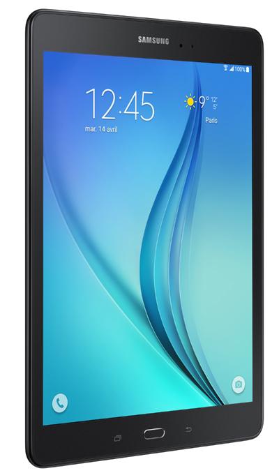 Samsung Galaxy Tab A : une tablette dédiée pour la famille
