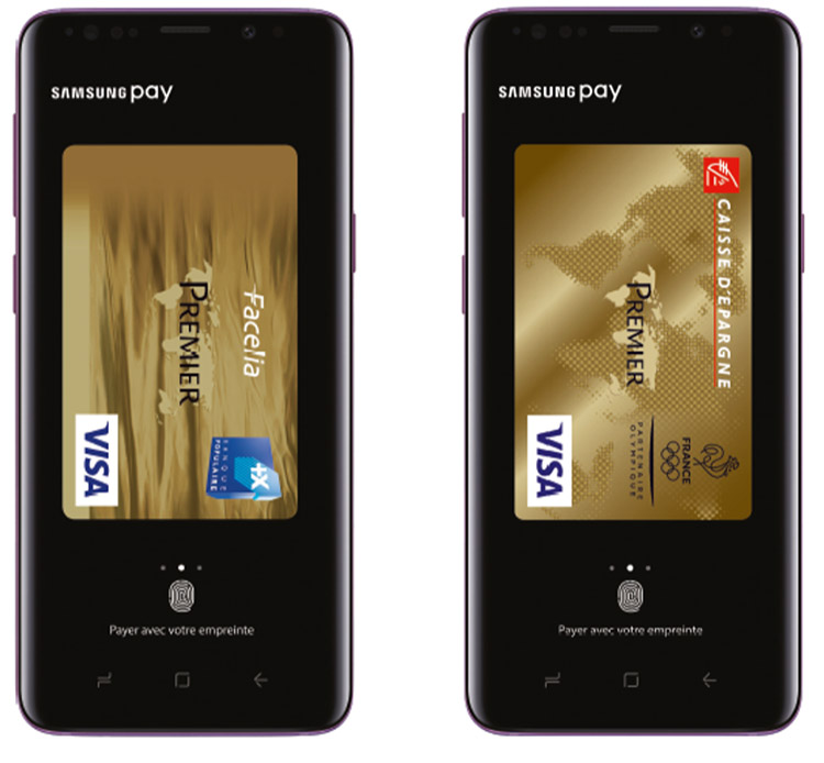Samsung Pay sera disponible en France avant l'été
