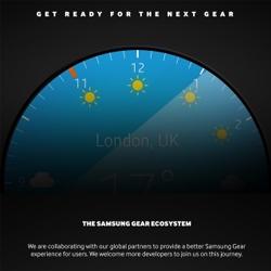 Samsung prépare une Gear avec un écran circulaire