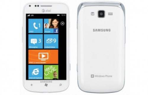 Samsung présente le smartphone Focus 2