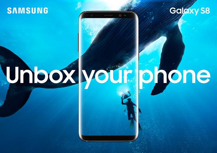 Samsung : que renferment les Galaxy S8 et S8+ ?
