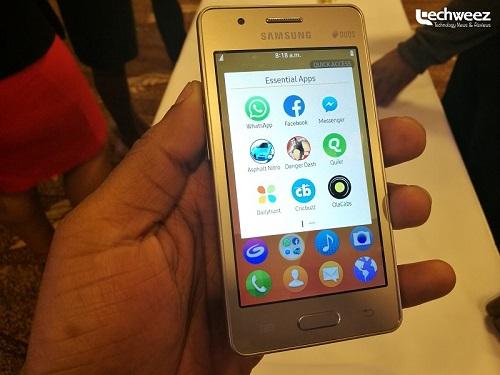 Les rumeurs autour du Samsung Z2, un smartphone sous Tizen
