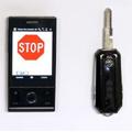 Sécurité routière : une clé de contact qui empêche l'utilisation du mobile