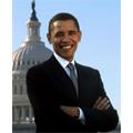 Seulement 40 à 50% de sympathisants auraient reçu le SMS de Barack Obama