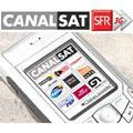 SFR : 5 nouvelles chaînes sur Canalsat Mobile