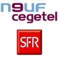 SFR détient 96,41% de Neuf Cegetel