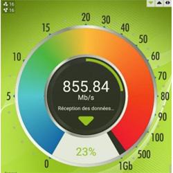 SFR lance la 4G+ jusqu'à 1 Gbit/s à Nantes