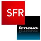 SFR noue un partenariat avec Lenovo
