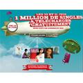 SFR offre à ses clients 1 million de singles à télécharger gratuitement les 20 et 21 juin