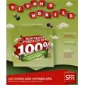SFR : promotions jusqu'au 10 juillet 2007