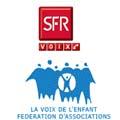 SFR soutient la Voix de l'Enfant