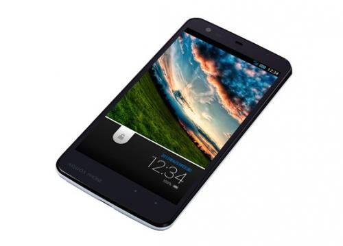 Sharp dévoile un smartphone doté d'une autonomie de deux jours