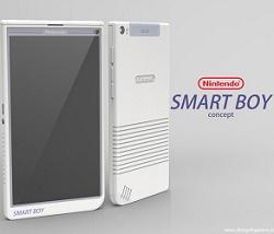 Nouveau smartphone par Nintendo?