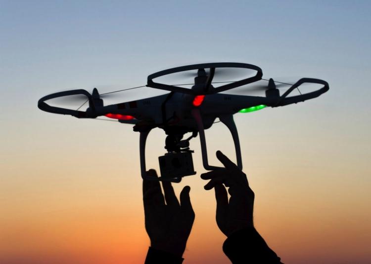 Snapchat: l'entreprise serait-elle sur le point de lancer son propre drone ?