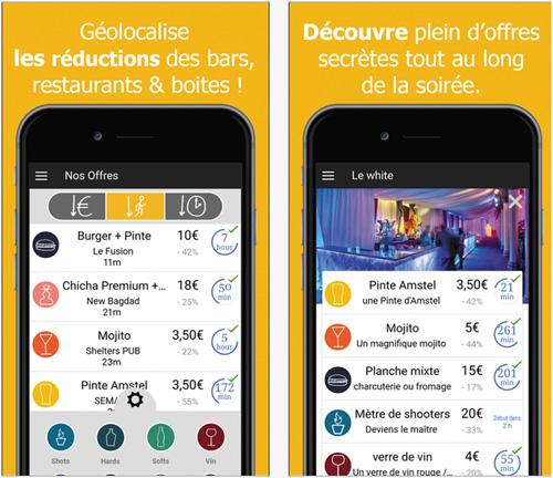 Snapbar : pour des sorties plus simples, et moins chères à Paris