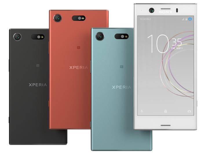 Sony dévoile l'Xperia XZ1 et Xperia XZ1 Compact avec les dernières innovations