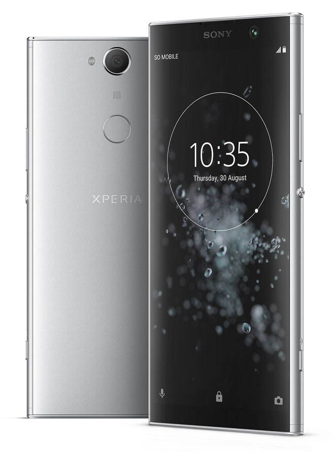 Sony Mobile annonce les nouvelles versions Xperia XZ2 Premium et XA2 Plus