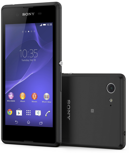 Sony remporte  le Best of the Best Awards 2015 pour son smartphone Xperia E3