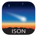 Suivez en temps réel la comète Ison depuis un smartphone