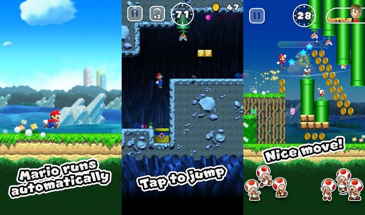 Super Mario Run bientôt disponible sur Android ?