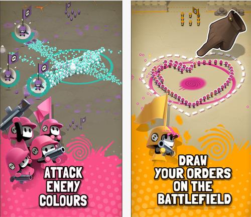 Ankama annonce la sortie de Tactile Wars sur iOS et Android