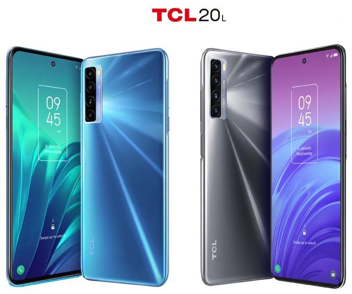 TCL élargit sa gamme 20 avec trois nouveaux smartphones