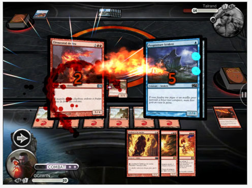 The Gathering - Duels of the Planeswalkers 2013 est disponible