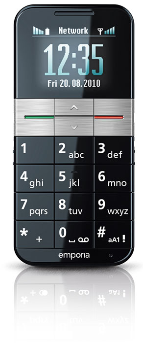 The Phone House commercialise un mobile pour les séniors